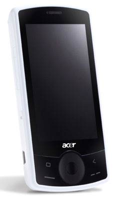 Acer E100 et E101 Windows Phones sous Windows Mobile 6.5