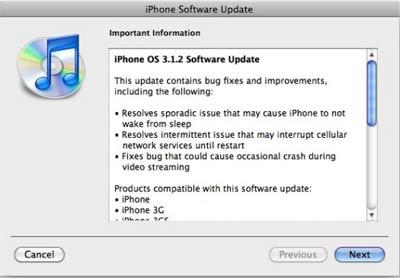 firmware iphone 3.1.2