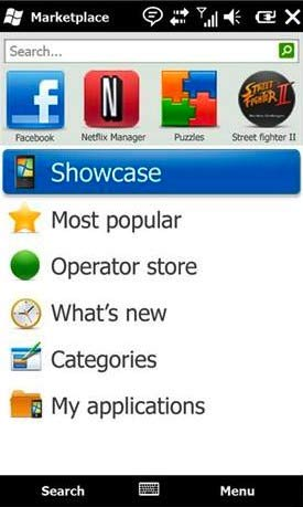 Windows Marketplace Mobile