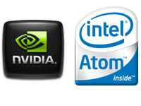 Nvidia Ion face à la solution graphique de l'Atom : les Netbooks passent au multimédia