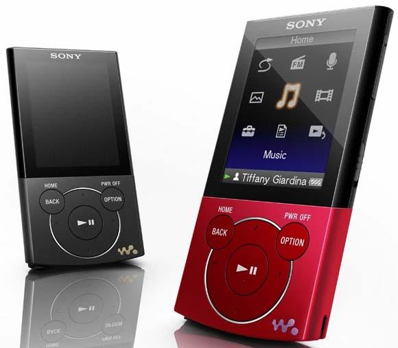 Sony Walkman Série E