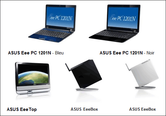 Asus EEE Nvidia ION