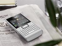 Sony Ericsson présente l'Aspen, premier smartphone sous Windows Mobile 6.5.3