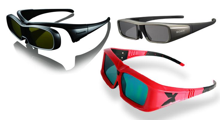 lunette-3d-active
