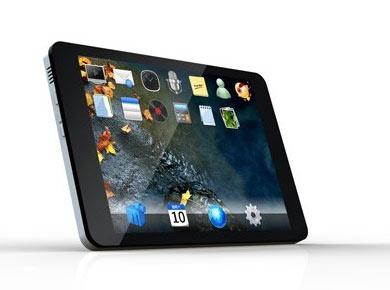 Meizu Mobook clone iPad