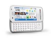 Le Nokia C6-01 équipé de Symbian^3 et d'un capteur 8 millions de pixels