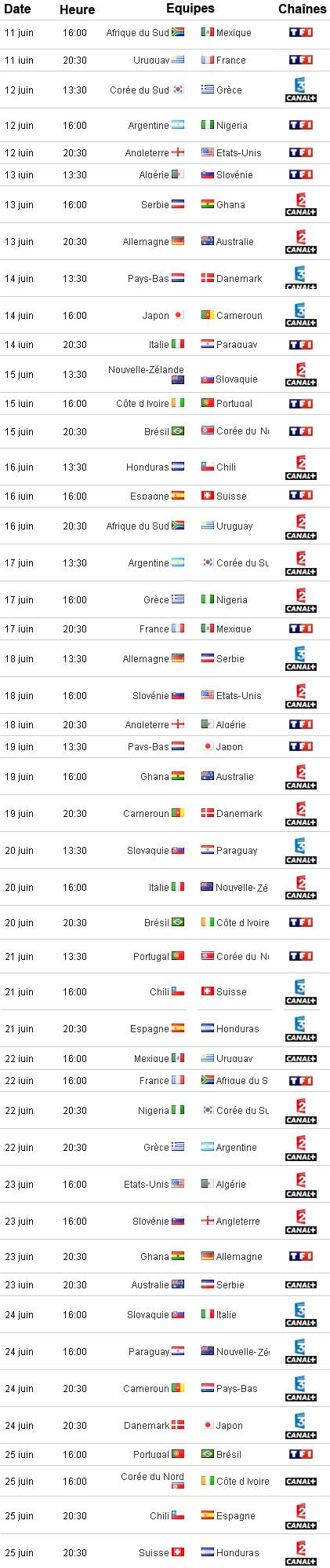 agenda-calendrier-match-coupe-du-monde-football-2010