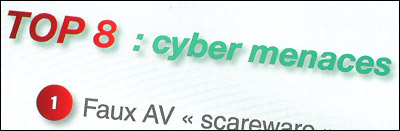 Cyber-menaces 2010
