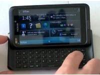 Nokia E7: Symbian 3 pour le prochain tactile à clavier coulissant du finlandais