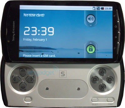 PlayStation Phone Android 3.0