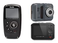 CES 2011 :  Kodak fait dans le Sport