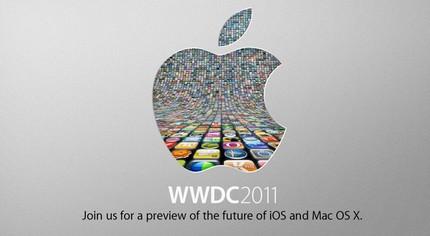 WWDC 2011 affiche