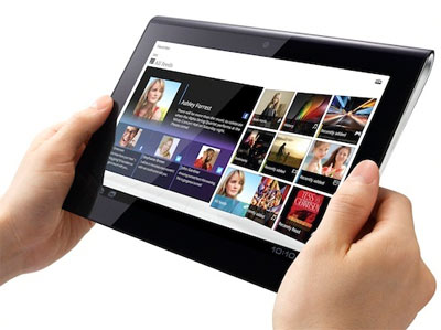 Tablette Sony S1