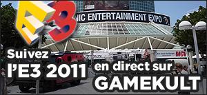 E3 2011 sur Gamekult