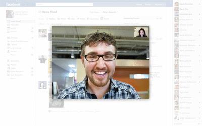 Chat Vidéo dans Facebook avec Skype