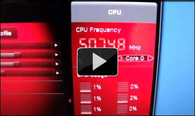 Vidéo AMD Bulldozer