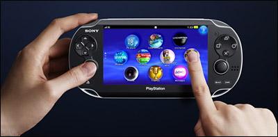 Sony PSV Playstation Vita