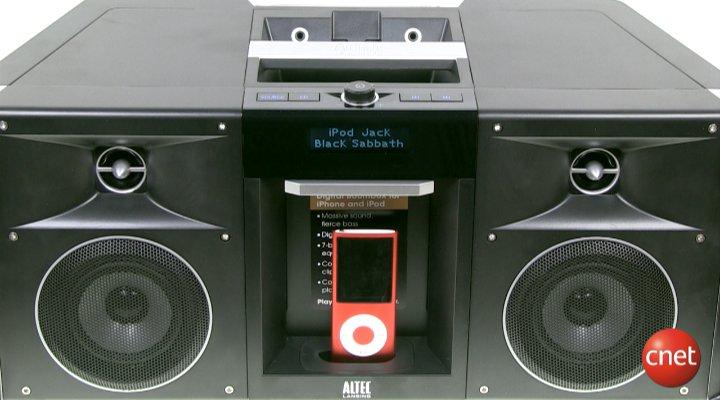 Altec Lansing Mix BoomBox iMT810