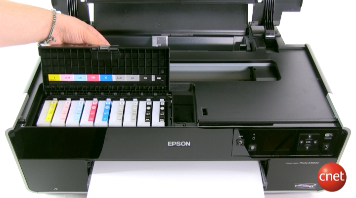 Démo produit : Epson Stylus Photo R3000