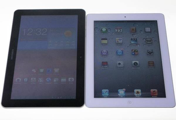 tablette samsung ou ipad