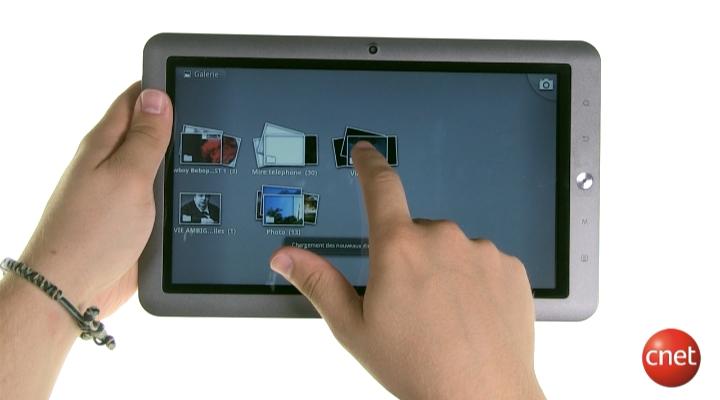 Démo produit : Memup SlidePad 101 Series