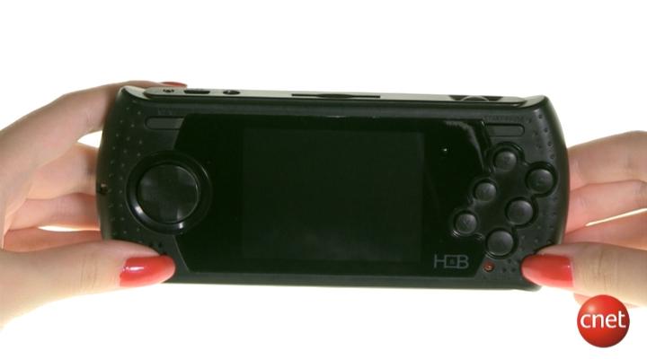 Démo de la Sega SM-4000 SD