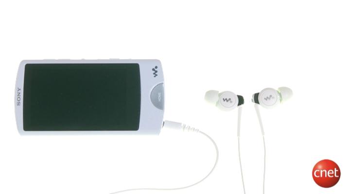 Démo produit : Sony NWZ-A864