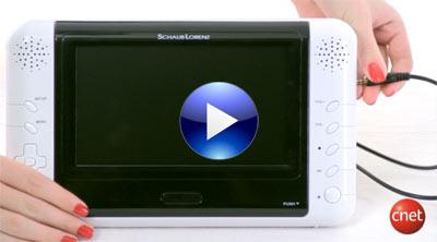 Scahub Lorenz DVDP 22569 vidéo