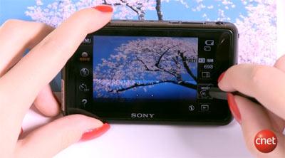 Sony Cyber-shot tx55 Vidéo