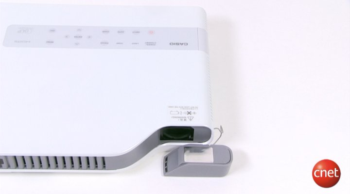 Démo du Casio XJ-A250