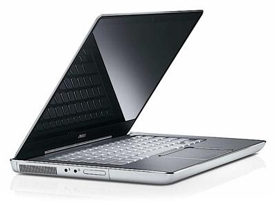 Dell XPS 14z vu de trois-quart