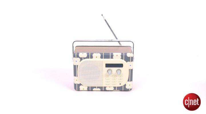 Démo de la Pure Radio Evoke Mio