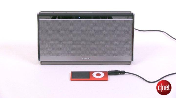 Démo de Bose SoundLink