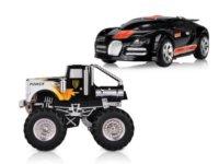 Démo de Dexim DF Speed Race Car et Monster Truck