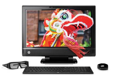 HP Touchsmart 620