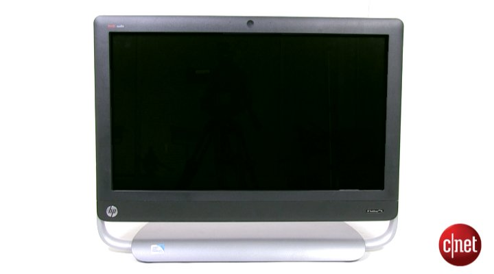 Démo du HP TouchSmart 520