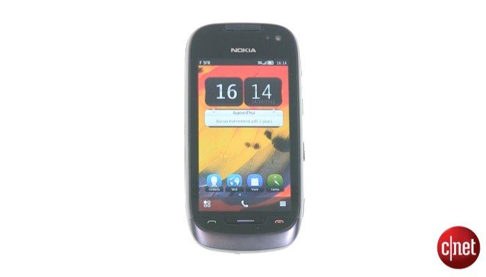 Démo du Nokia 701