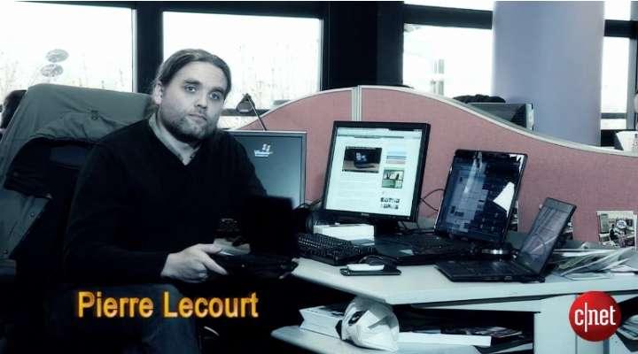 Noël de la rédaction de CNET : Pierre Lecourt