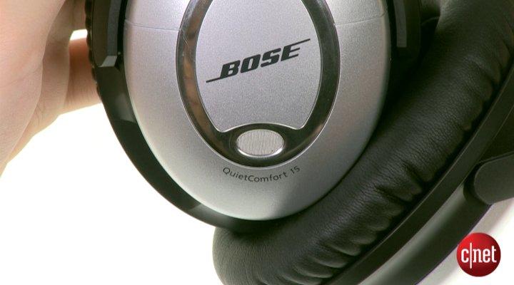 Démo du Bose QuietComfort 15