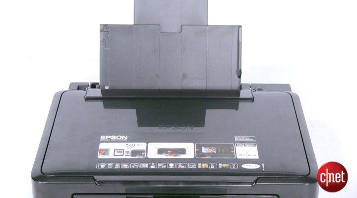 Démo de l' Epson Stylus SX445W