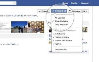 S'abonner Facebook
