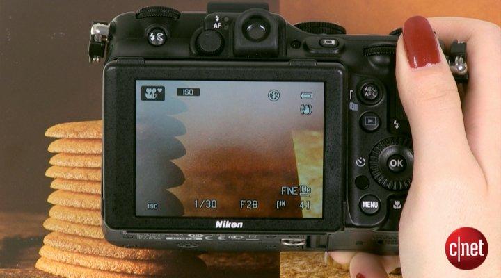 Démo du Nikon Coolpix P7100