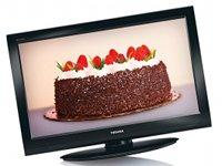 Démo de la Toshiba 40LV833