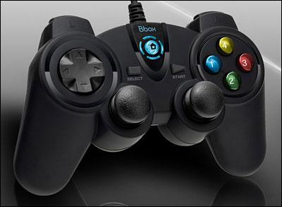 Gamepad pour les jeux