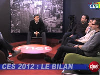 Bilan final du CES 2012 : ce qui nous a marqué, pour le meilleur... et pour le pire
