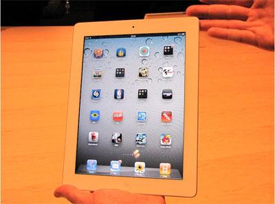 Apple vente PC iPad