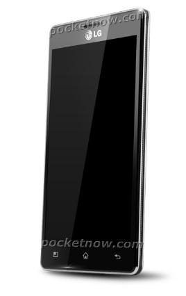 LG X3 smartphone android quadricoeur