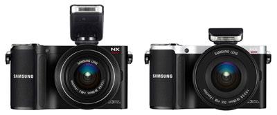 Samsung NX200 RS