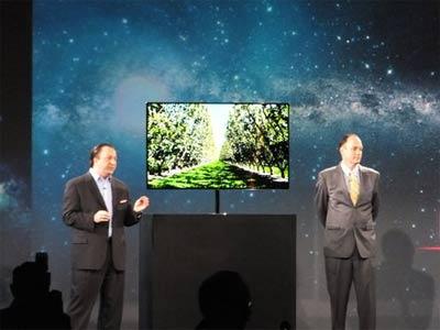 Samsung super Oled TV 55 pouces
