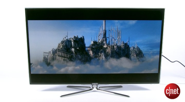 Démo de Samsung UE46D6750